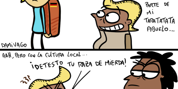 Damivago Nº 1672: Culturas