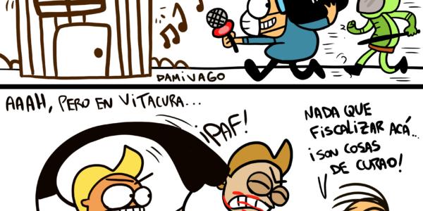 Damivago Nº 1753: «Mano Dura»