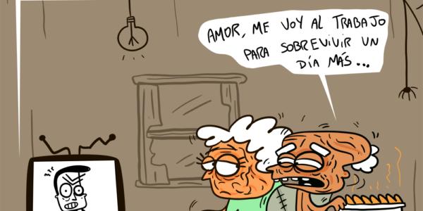 Damivago Nº 1609: «País Bananero, Pobre y Desigual»