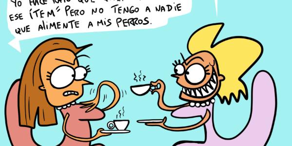 Damivago Nº 1614: «Secuela de Vivir sin Nanas»