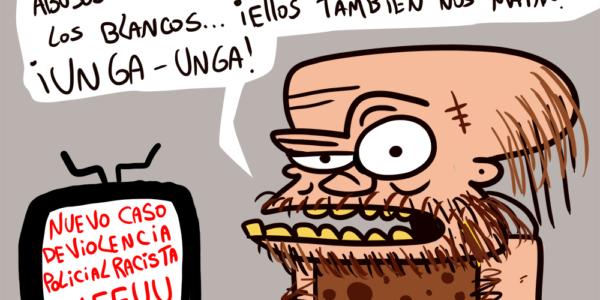 Damivago Nº 1615: No Soy Racista, Pero…