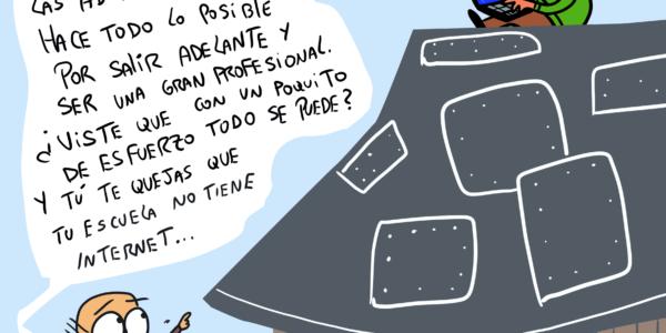 Damivago Nº 1614: «Querer es Poder»