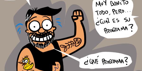 Damivago Nº 2027: El Tatuajes