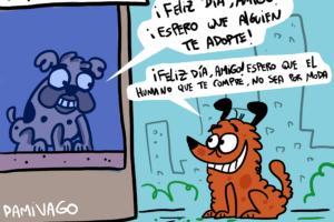 Damivago Nº 2327: Día Mundial del Perro