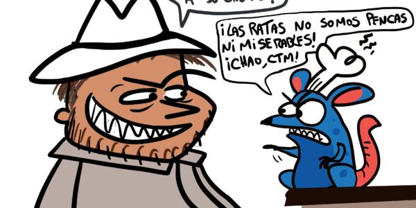 Damivago Nº 2156: PepeTouille