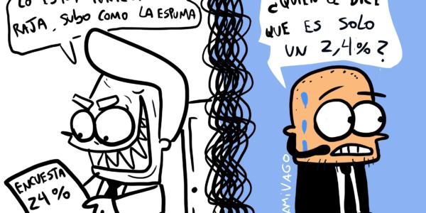 Damivago Nº 2059: «PiñeraVisión»