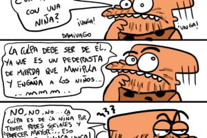 Damivago Nº 2267: La Culpa (Don Cave: Unga-Unga)