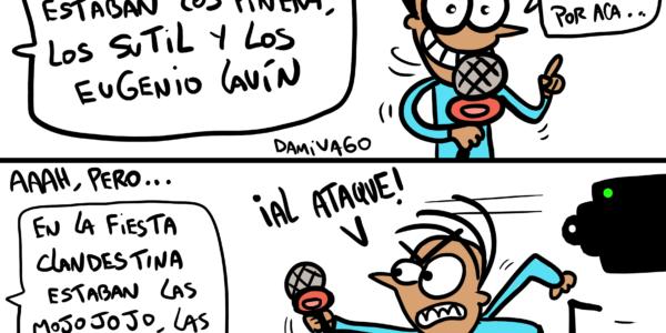 Damivago Nº 2016: Apellidos