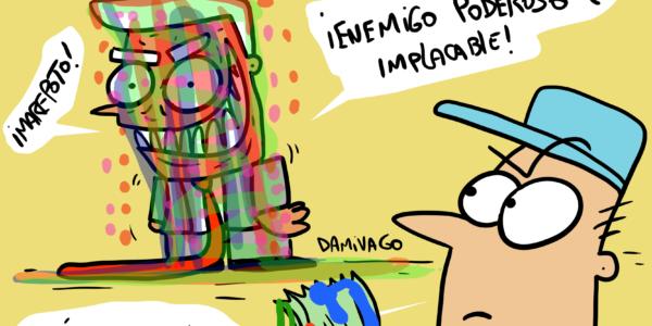 Damivago Nº 1823: «Arreglo»