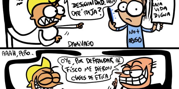 Damivago Nº 2270: Desigualdad