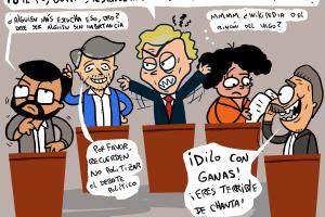 Damivago Nº 2418: Debate Sept 2021