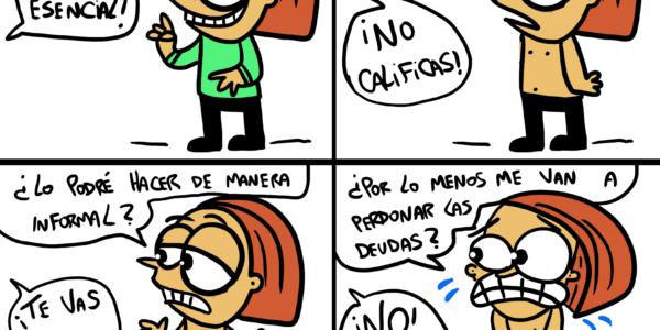 Damivago Nº 2137: Otro día normal en Chile  3.0
