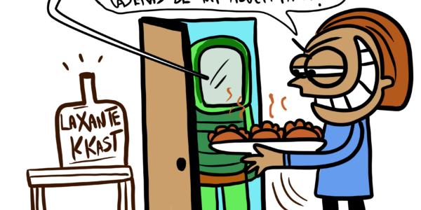 Damivago Nº 1746: Empanadas con Sorpresa