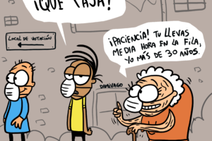 Damivago Nº 1831: Filas