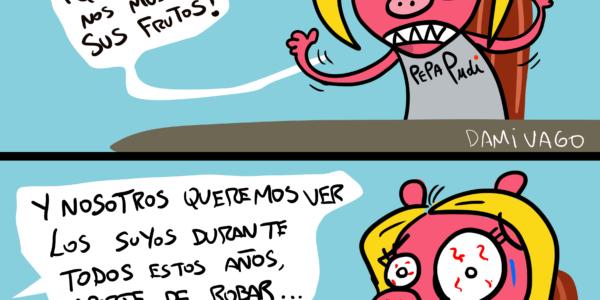 Damivago Nº2340: Frutos
