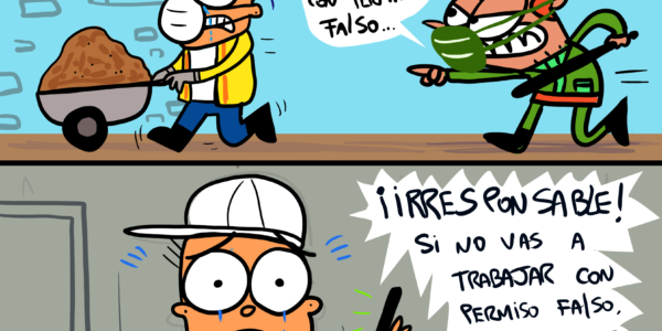 Damivago Nº 2141: «Irresponsables»