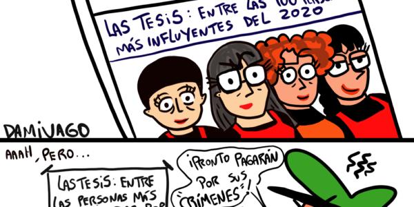 Damivago Nº 1759: «Las Tesis»