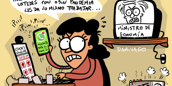Damivago Nº 2057: Profesores (as)
