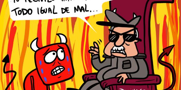 Damivago Nº 1764: Satanás