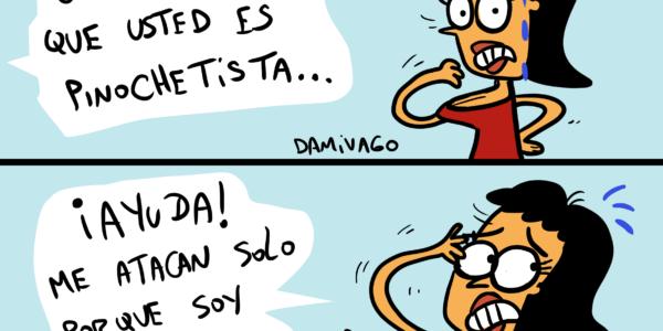 Damivago Nº 2007 :Víctima