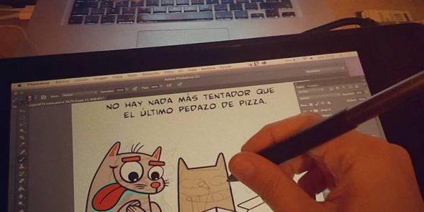 Diseñando Personaje 1: Boceto de Oso (Video)