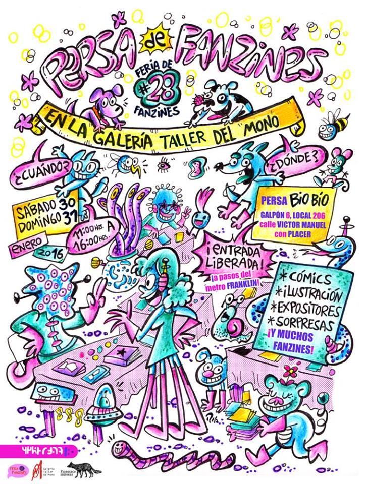 Feria Fanzines