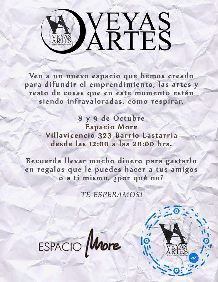 Veyas Artes Afiche