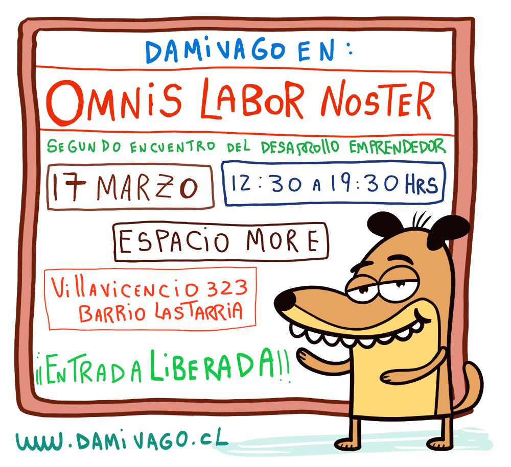 Damivago en Omnis Labor Noster