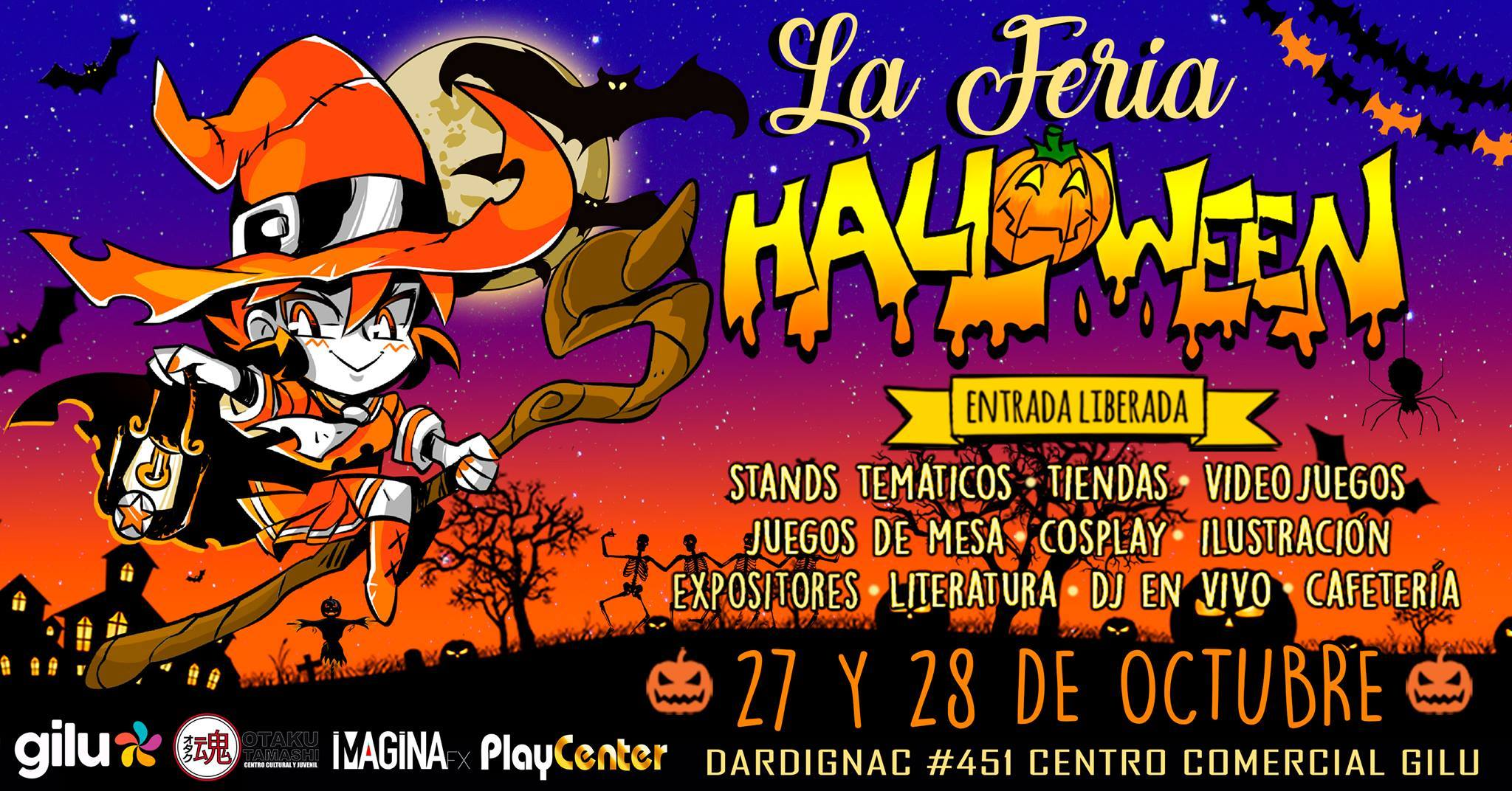 Feria Halloween