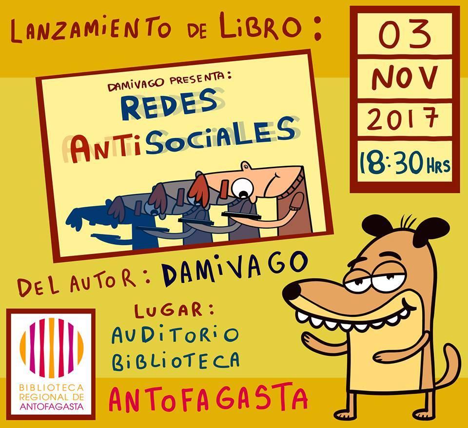 Redes Anti Sociales Antofagasta