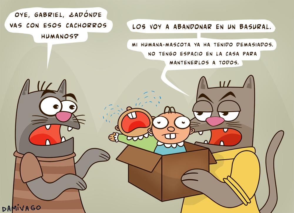 Damivago Nº 51: Abandono de Mascotas