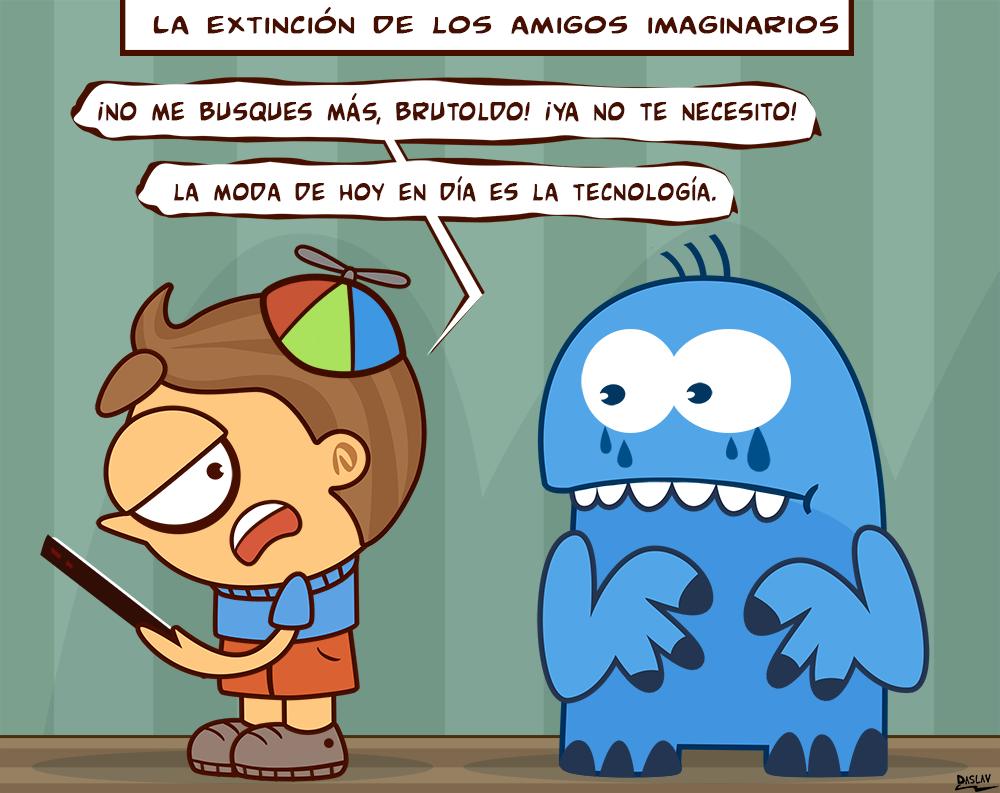 Damivago Nº 567: Amigos Imaginarios