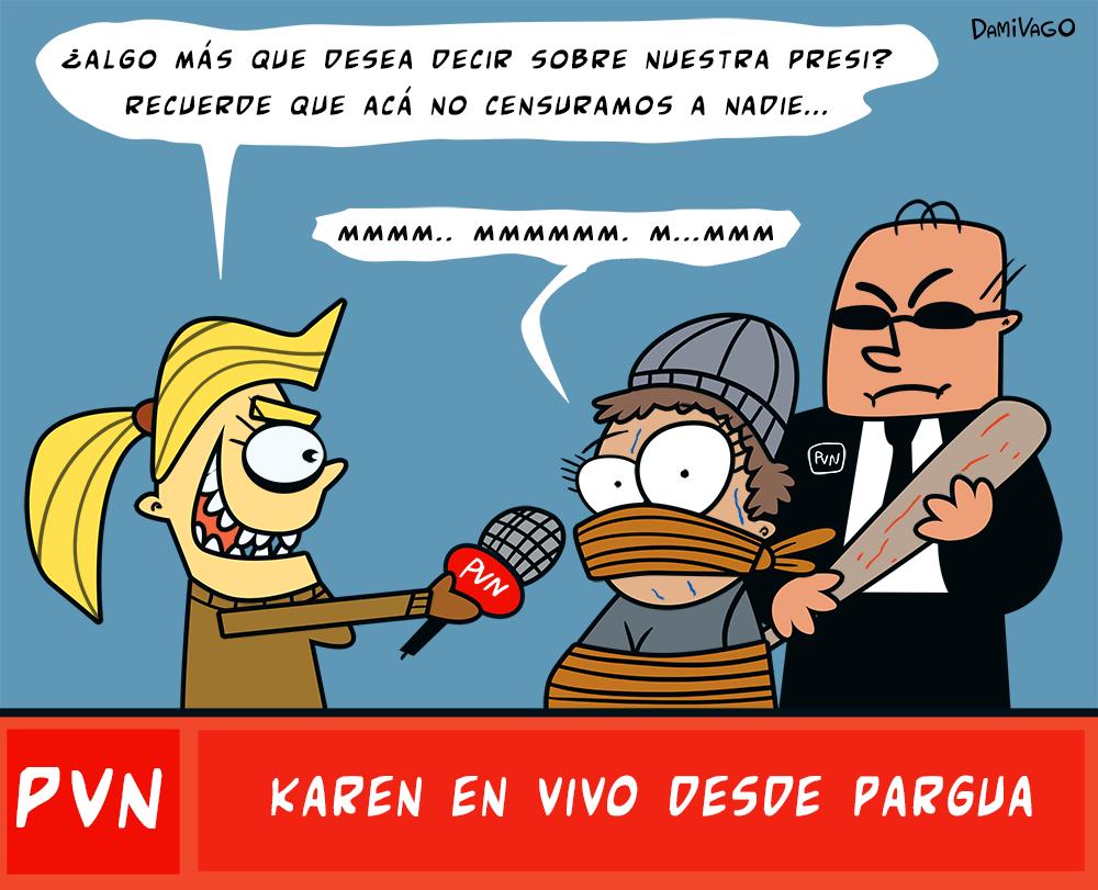 Nueva Viñeta: Censura