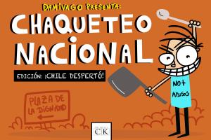 Reseña «Chaqueteo Nacional 2: Chile Despertó!