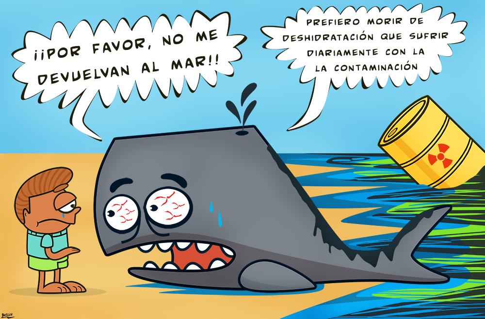 Damivago Nº 513: Sufrimiento Marítimo
