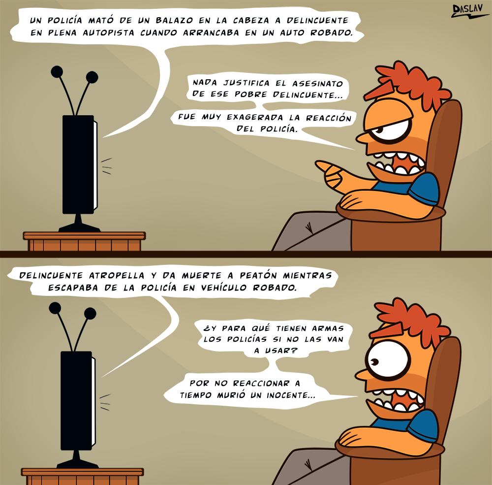 Nueva Viñeta: Críticas (Típico Chileno)
