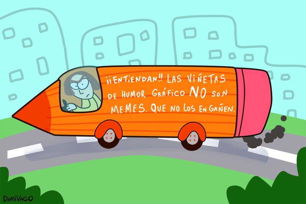 Damivago Nº 545: Memes