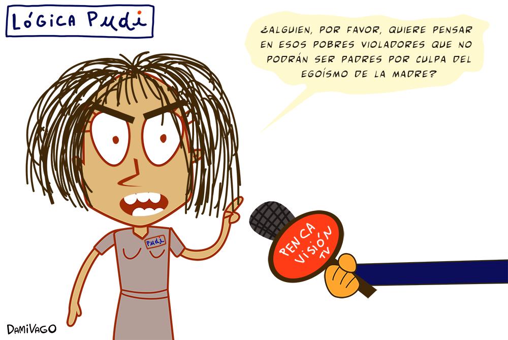 "Damivago Nº 550: Lógica ""Pudi"""