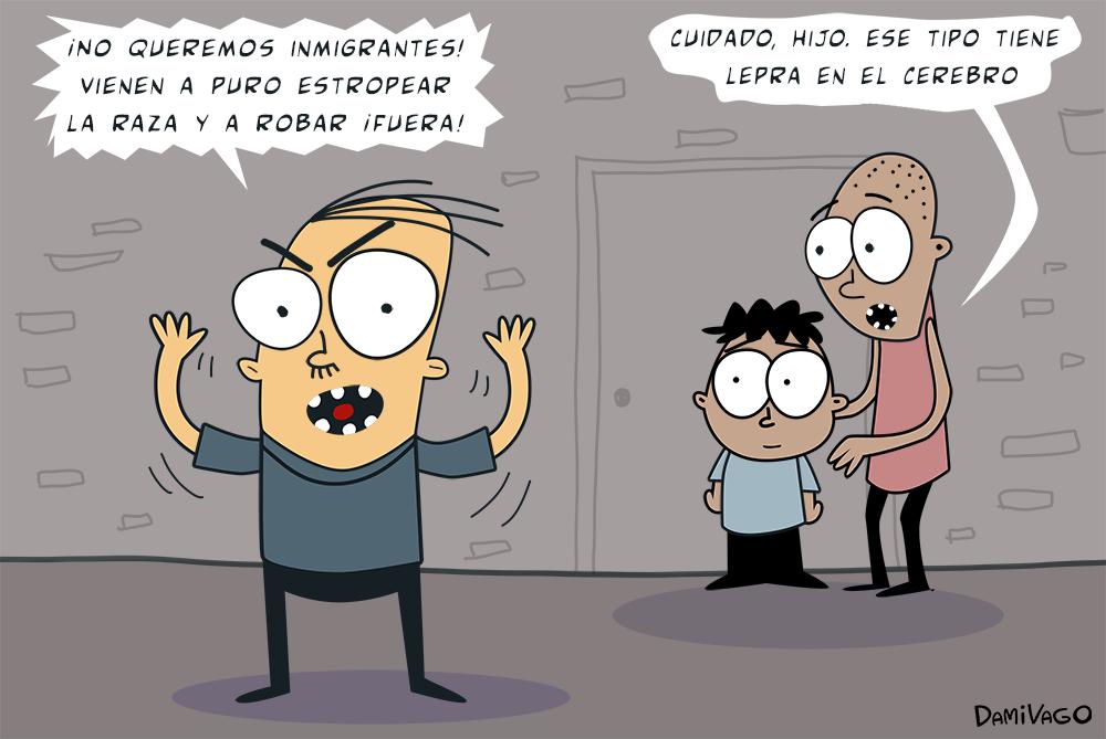 "Damivago Nº 562 : ""Lepra"""