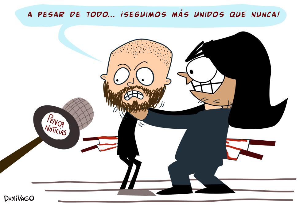 """Damivago Nº 578: La """"Nueva"""" Política"""