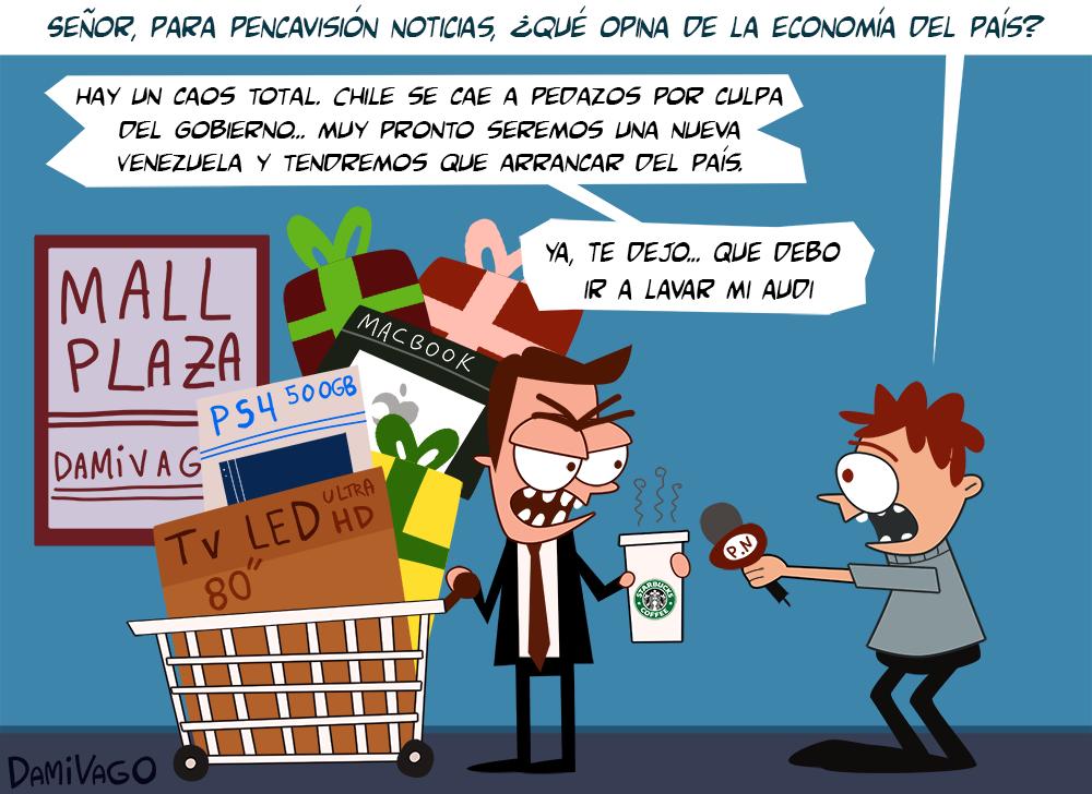 "Damivago Nº 641: ""Caos"" Total"