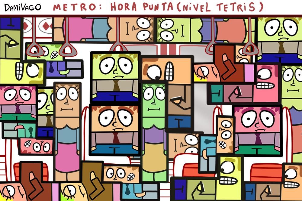 Damivago Nº 644: Tetris