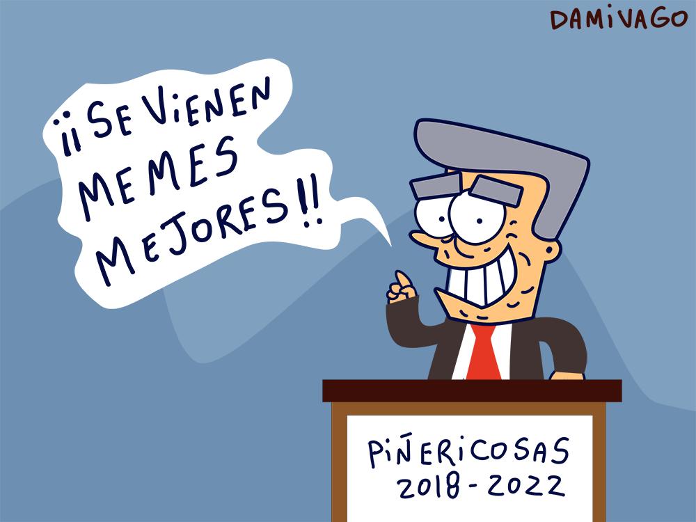 Damivago Nº 687: Se vienen memes mejores