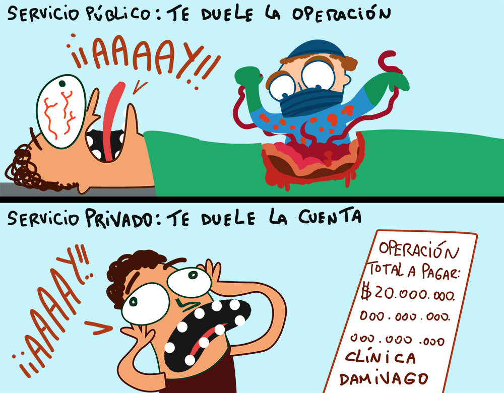 Damivago Nº 776: Dolor