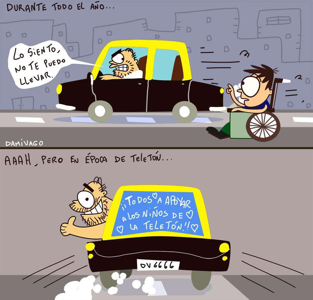 "Damivago Nº 777: ""Inclusión"""
