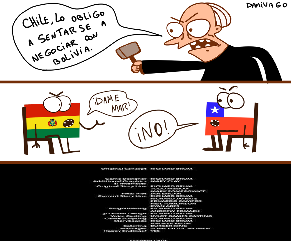 """Damivago Nº 792: """"Negociación"""""""