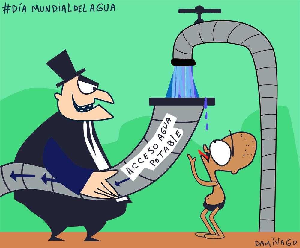 Damivago Nº 795: Día Mundial del Agua