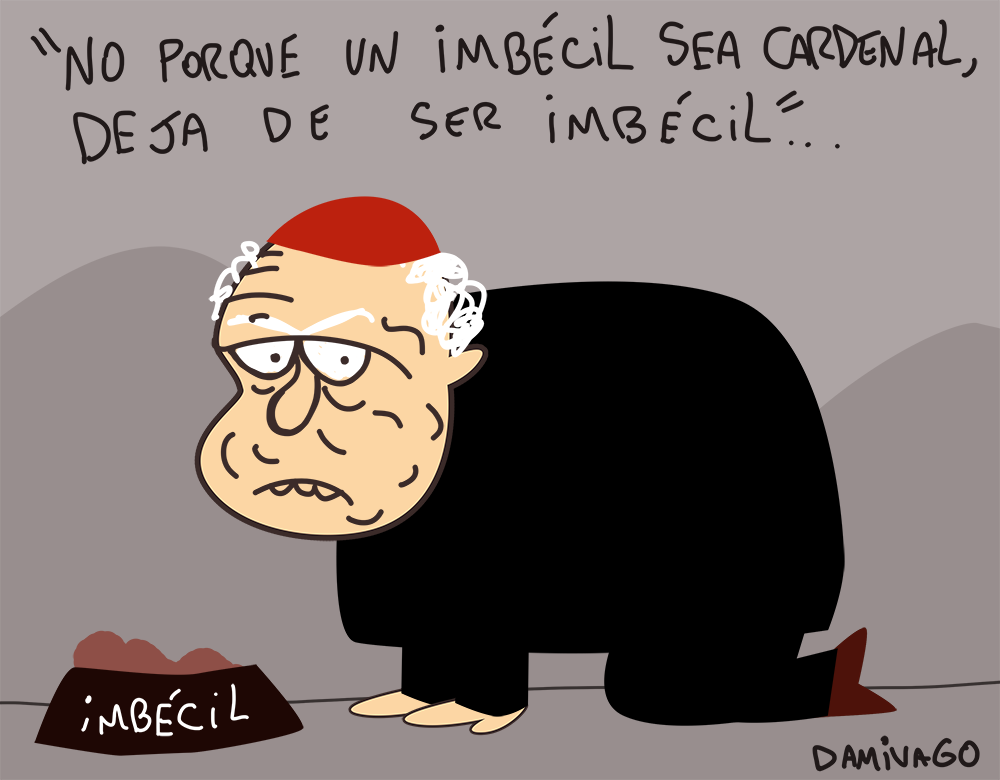 Damivago Nº 811: Cardenal