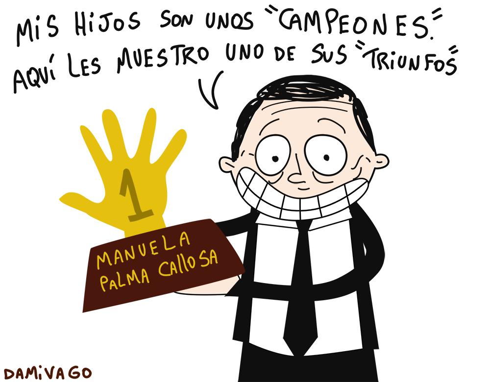 "Damivago Nº 820: ""Campeones"""