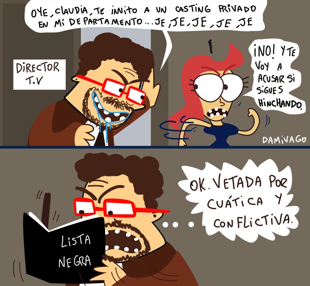 "Damivago Nº 836: ""Conflictiva"""